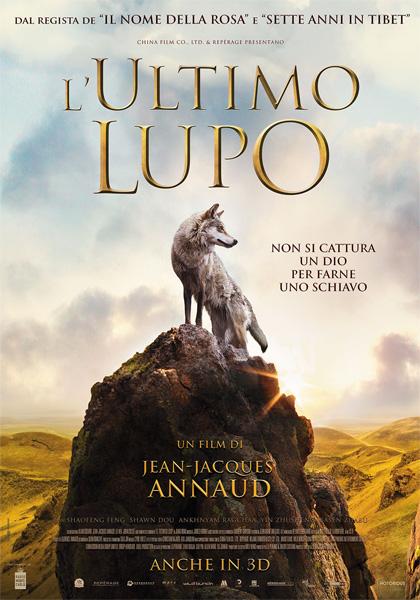 "BELLANTESTATE – CINEMA ALL'APERTO -""L'ULTIMO LUPO"" di Jean Jacques Annaud – SABATO 19 AGOSTO BELLANTE PAESE"