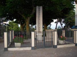 Bellante Capoluogo - monumento ai caduti